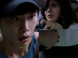 Lee Bo Young vô tình bị Lee Jong Suk đâm