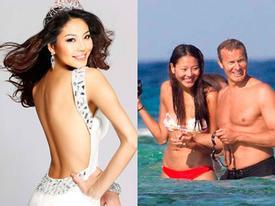 Mặc thị phi Hoa hậu La Tử Lâm vẫn ngọt ngào bên bồ đại gia
