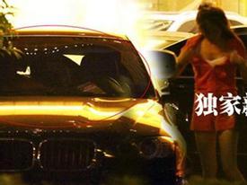 """Lộ clip  cảnh nóng của """"Tôn Ngộ Không"""" với bạn gái trong xe"""