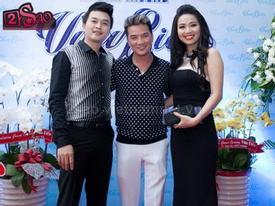 Lê Khánh dẫn bạn trai đi mua cá ủng hộ Mr Đàm