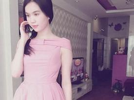 """NTK Lý Quý Khánh: """"Mong gặp Ngọc Trinh để cho cô ây cơ hội mặc váy của mình"""""""