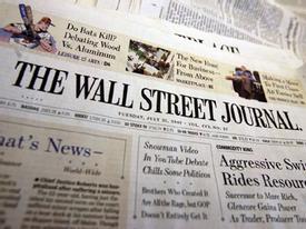 Tạp chí The Wall Street bị chặn ở Trung Quốc