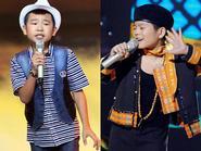 Giọng hát Việt nhí Quang Anh, Ngọc Duy được yêu thích nhất
