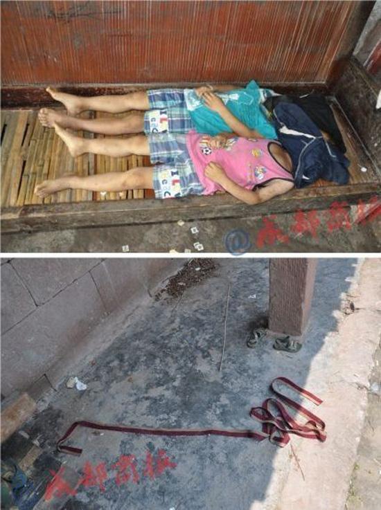 2 cháu nội bị bà trói vào cột dẫn đến tử vong