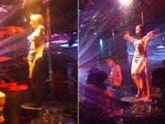 Công an hóa trang vào quán bar có vũ nữ hở hang ở Đà Nẵng