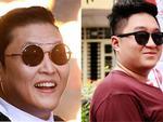 Phát hiện chàng trai Việt giống ca sĩ Hàn Quốc Psy