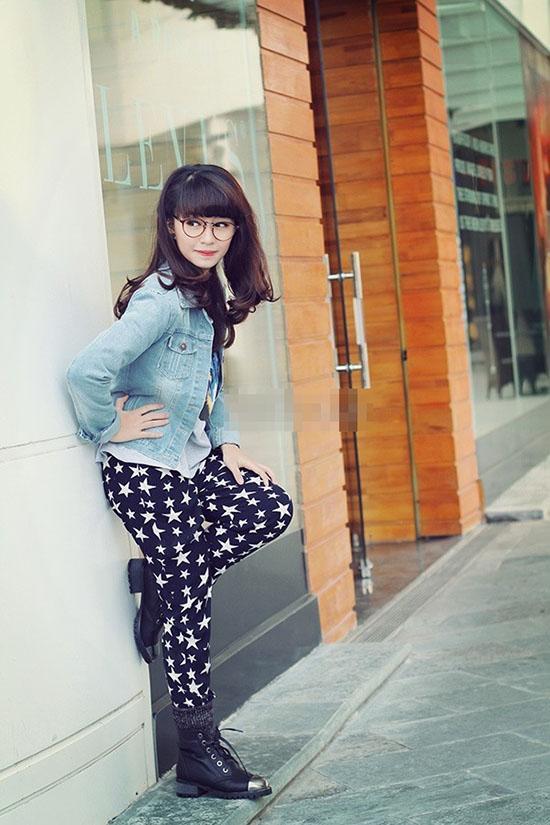 Xã hội - 'Tăm tia' khuyết điểm ngoại hình của hot girl Việt (Hình 24).