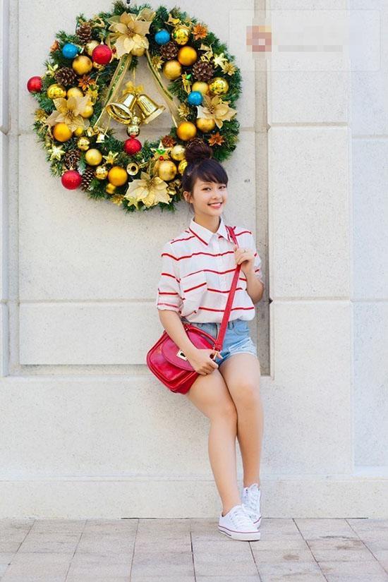 Xã hội - 'Tăm tia' khuyết điểm ngoại hình của hot girl Việt (Hình 28).