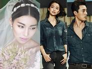 """Người đẹp """"Giày thuỷ tinh"""" khoe ảnh cưới đẹp lung linh, So Ji Sub và Shin Min Ah đẹp đôi"""