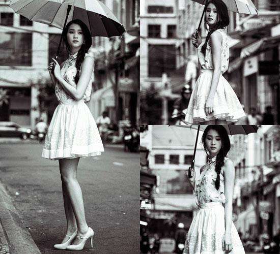 Mặc đẹp như kiều nữ Việt khi xuống phố