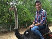"""Những khoảnh khắc """"nhí nhố"""" cuả Huy Khánh trong Cuộc đua kỳ thú 2013"""
