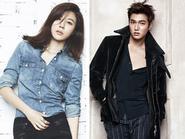 """Kim Ha Neul """"chất lừ"""" với jeans, vẻ đẹp lịch lãm của Lee Min Ho"""