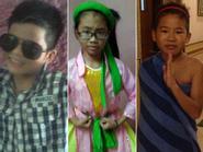 Khoảnh khắc 'siêu đáng yêu' của Top 3 The Voice Kids 2013