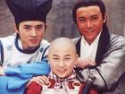 Thích Tiểu Long vui nhộn tại hậu trường 'Bao Thanh Thiên'