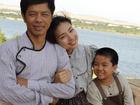 Hạnh phúc trọn vẹn của Ngô Thanh Vân bên chồng và con