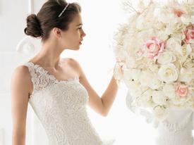 Mẫu váy cưới mới nhất cho cô dâu tuyệt xinh
