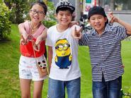 Quang Anh nhịn đói để tập luyện chung kết The Voice Kids