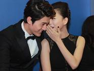 Ngô Thanh Vân đã kịp kết thân với trai đẹp Hàn Quốc