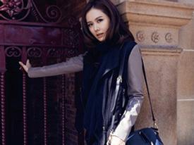 Quý cô công sở Son Ye Jin đẹp quyến rũ dưới nắng vàng