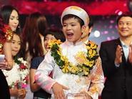 Bố Quang Anh: 'Nhà chúng tôi nghèo lắm, tiền đâu mua giải'