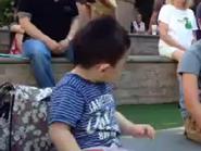 Video: Cậu út nhà Bằng Kiều gây sốt với hình ảnh đáng yêu