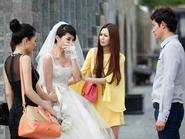 Diễm My 9X khóc lóc vật vã vì lễ cưới với đại gia bị hủy