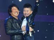 Thanh Bùi không hát nhép đêm chung kết The Voice Kids