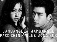 Thu sành điệu cùng Lee Jong Suk và Park Shin Hye