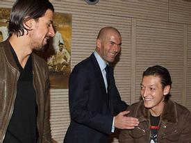 Zidane chê Ozil thiếu khát vọng tranh đấu