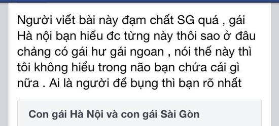 """Cư dân mạng """"dậy sóng"""" với 40 điều so sánh giữa con gái Hà Nội và con gái Sài Gòn"""