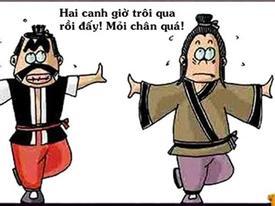 Truyện chưởng hài: Kungfu... bóc dừa
