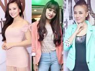 Hương Giang Idol nữ tính hơn cả Vy Oanh? - Lan Trinh vạt nguyên mảng tóc lớn