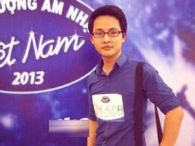 Thầy giáo hotboy 'gây sốt' vòng sơ khảo Vietnam Idol 2013