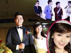 Dàn mỹ nam Sao Mai hát mừng đám cưới Nhật Trang