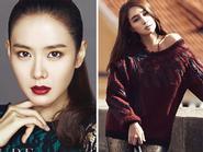 Trang điểm và chọn đồ thu ngất ngây như Son Ye Jin - Lee Min Jung