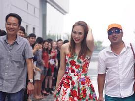 Quang Dũng tự tuyển sinh Vietnam Idol trên Facebook