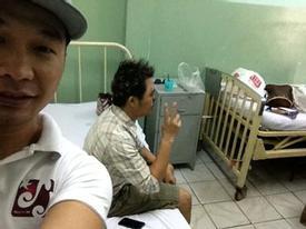 Ảnh đầu tiên của Lê Minh MTV sau tai nạn nghiêm trọng