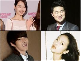 Loạt sao Hàn 'dính' tin đồn hẹn hò làm chấn động showbiz