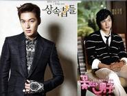 Hành trình lột xác kì diệu của Lee Min Ho