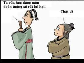 Truyện chưởng hài: Kungfu xem bói