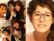 8 mỹ nhân Hàn hóa bà cô vì tóc xoăn trong phim