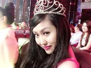 'Giật mình' Phi Thanh Vân bất ngờ đăng quang Hoa hậu