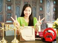 Ngô Thanh Vân khoe nhà mới sang trọng