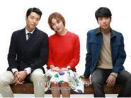 Yong Hwa (CNBlue) bảnh bao quyến rũ – Yoon Eun Hye kém xinh với tóc xoăn tít