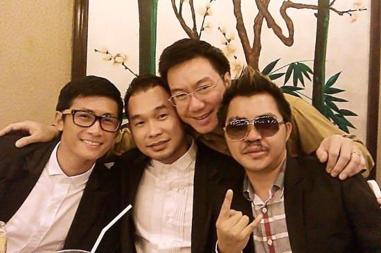 Can canh guong mat cua Le Minh MTV sau khi mo gay ba xuong mat