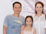 Anna Trương, Mỹ Anh giản dị vẫn tươi tắn bên bố Anh Quân