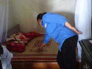 Người nhà kể tội kẻ giết bé 2 tuổi trên giường ngủ