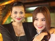Thanh Hằng thân thiết với Diễm My 9x như chị em ruột