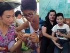 Bắt gặp Phương Thanh đi xem bói - Quang Anh mừng sinh nhật mẹ