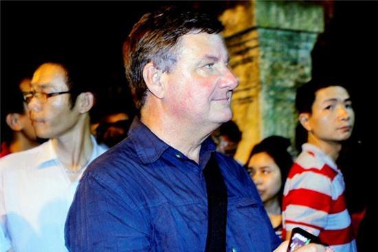 Nhà báo Úc bay đến Việt Nam chỉ để viếng Đại tướng